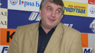 Георги Захаринов катастрофира край Варна
