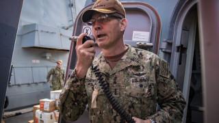 Намериха мъртъв командващият Пети флот на САЩ