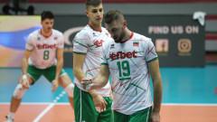 Волейболистите имат нужда от точка срещу Австрия, за да се класират за Европейското