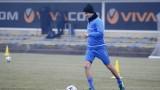 Делио Роси решава бъдещето на Антонио Вутов в Левски