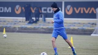 Левски също наказа Антонио Вутов