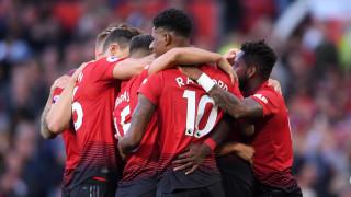 """Мечтано начало за Юнайтед във Висшата лига, """"червените дяволи"""" разплакаха Варди и компания"""