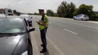 1400 шофьори без винетки хванаха по празниците