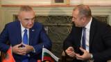 Радев: Европейската интеграция на Западните Балкани е важна за цяла Европа