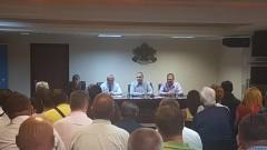 Цветанов затяга редиците на ГЕРБ в Добрич