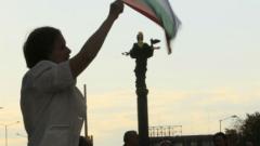 За 79-и ден протестиращи искаха оставки