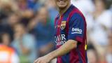 Меси бил напълно отдаден на Барселона