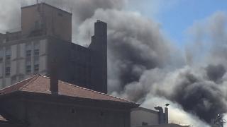 Експлозии и пожар евакуираха болница във Франция