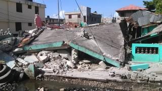 Над 1900 са вече жертвите след земетресението в Хаити