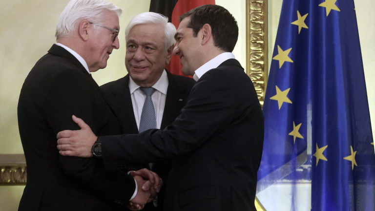 Гърция все още настоява за изплащане на репарации от страна