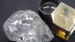Откриха 442-каратов диамант с цена $18 млн.