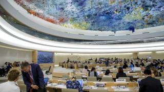 22 държави зоват Китай да спре масовото задържане на уйгури