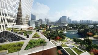 Градът на бъдещето, който не е като другите