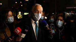 Президентът на Португалия е с коронавирус