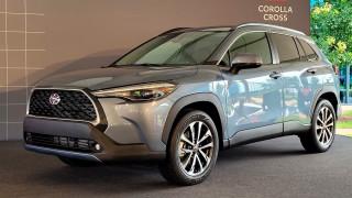 Toyota представи тайнствения SUV Corolla Cross 4х4 (Видео)
