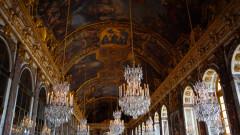 На техно парти във Версайския дворец