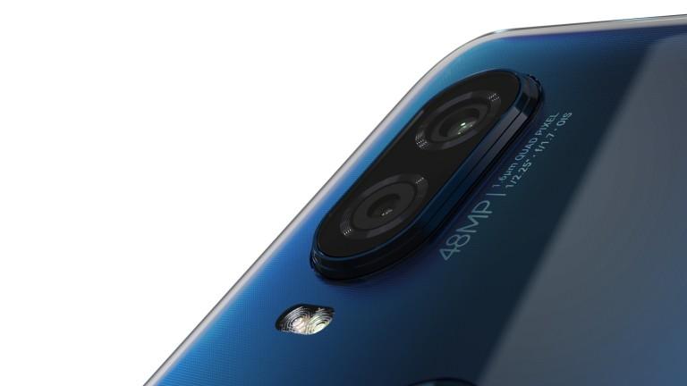 Motorola отчете още едно успешно тримесечие и първа година на