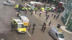Лондонска улица е евакуирана заради подозрителен пакет