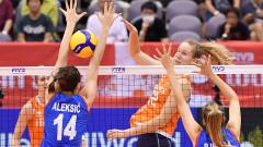 Сърбия победи Холандия в пет гейма, Русия за малко да допусне обрат срещу Доминикана