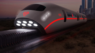 Как ще изглежда общественият транспорт през 2045г.?