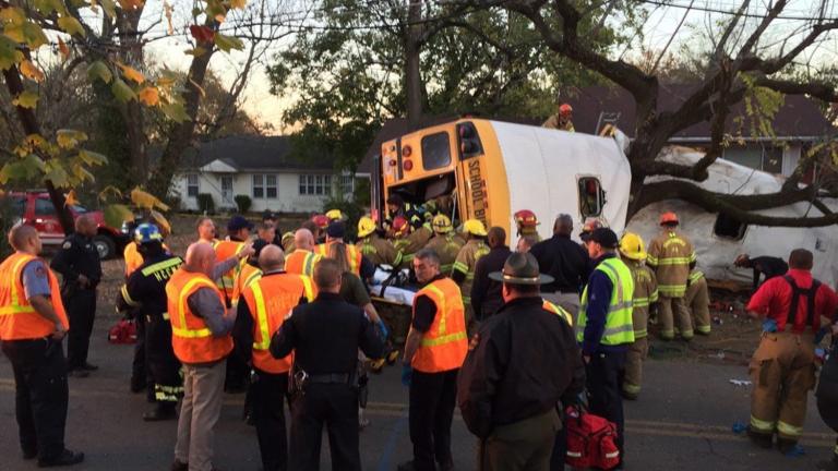 """""""Готови ли сте да умрете"""" питал шофьорът преди автобусната катастрофа в Тенеси"""