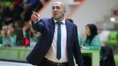 Небойша Видич:  Играчите ме направиха по-добър треньор в Европа с тези мачове
