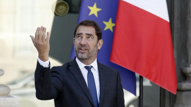 Президентът на Франция Еманюел Макрон назначи своя съюзник Кристоф Кастанер
