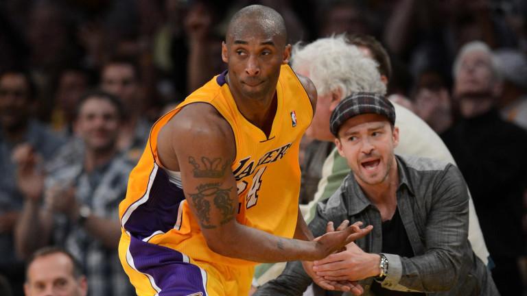 Внезапната смърт на легендата на NBA Коби Брайънт шокира феновете