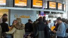 Lufthansa печели по-добре от всякога. Въпреки стачките