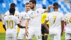 Васил Божиков докосва финала за Купата на Словакия