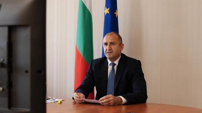Политиката на разширяване на ЕС обсъдиха президентът Румен Радев и