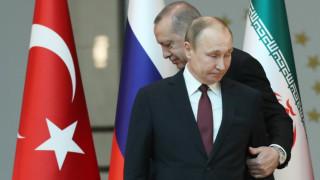 Ердоган определя себе си и Путин за най-опитните политици в Общото събрание на ООН