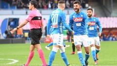 Наполи победи Фрозиноне с 4:0