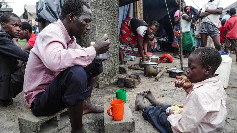Властите обявиха, че броят на жертвите в Мозамбик от циклона