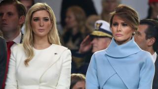 Тайните прякори на Мелания и Иванка Тръмп