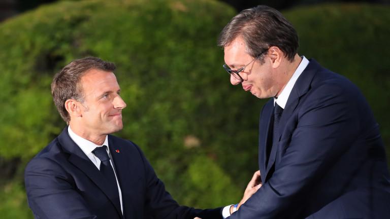 Европейският съюз трябва да се реформира за Сърбия. Това заяви