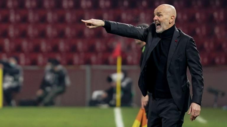 Стефано Пиоли: Мачът беше равностоен, голямата разлика дойде от червения картон