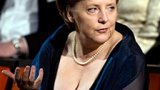 Европейска рейтингова агенция иска Меркел