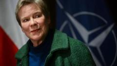 Зам.-генералният секретар на НАТО  Роуз Готемолър идва днес у нас