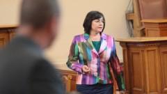 Нинова призова Борисов да се въздържа от лъжи