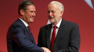 Киър Стармър е новият лидер на Лейбъристката партия на Великобритания
