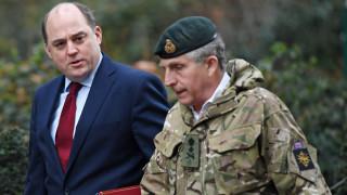Командващият британската армия предупреждава за Трета световна война