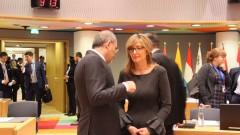Двустранното сътрудничество и Близкия изток обсъди Захариева с външния министър на Йордания