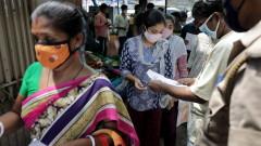Индия ваксинира 473 млн. души поне с една доза