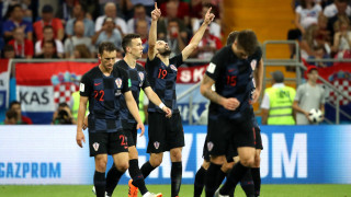 Хърватия полетя за осминафиналите с пълен актив точки след протоколна победа над Исландия