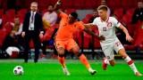 Нидерландия излъга Полша в Лига на нациите