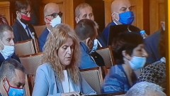 Здравните инспектори видяха депутатите без маски