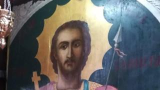 Вандали влязоха в параклис в центъра на София