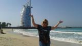 Мариела на Елвиса отиде в Дубай без него (СНИМКИ)