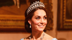 Как Кейт Мидълтън почете принцеса Даяна